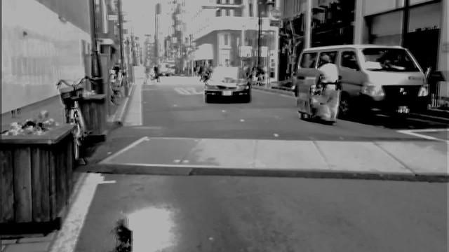 Tokyo Monochrome Moments