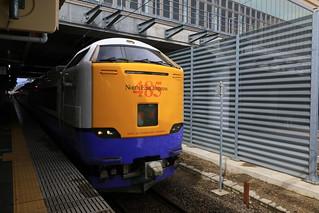 臨時普通列車 485系3000番台