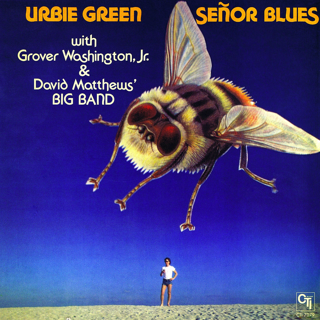 Urbie Green - Senor Blues