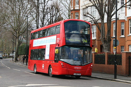 London United VH45160 on Route 94, Acton Green