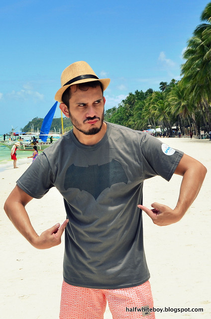 halfwhiteboy batman shirt beachwear 04
