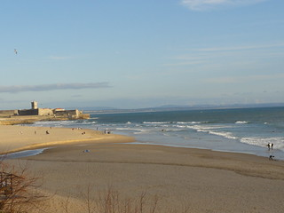 Imagem de Praia de Carcavelos.