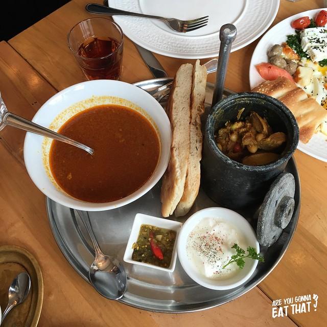 Dizi Sangi, Tavoos Restaurant, Toronto
