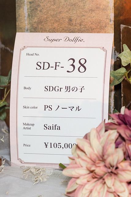 HTドルパ京都13 フルチョイスワンオフ SD F-38