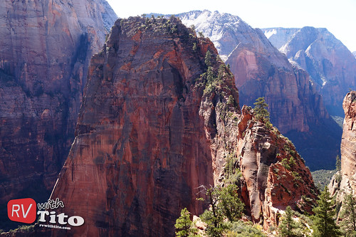 Tue, 10/13/2015 - 10:39 - Angel's Landing at Zion National Park. Watch video: youtu.be/mWZzAPB52Sc