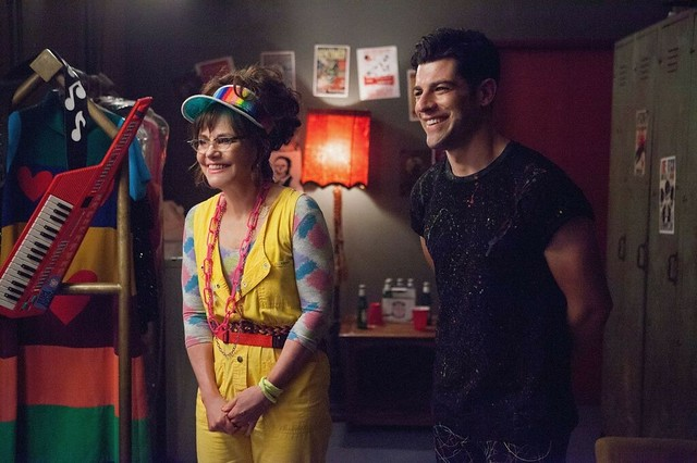 Sally Field and Max Greenfield are the odd not-quite-a-couple in HELLO, MY NAME IS DORIS.