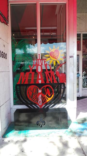 Love for Miami