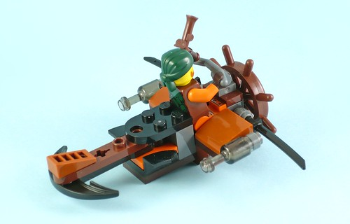 LEGO Ninjago 30421 Skybound Plane 09