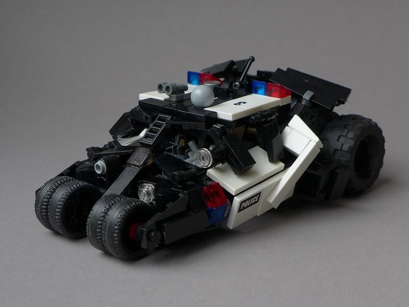 LEGO Tumbler - Police Tumbler 2.0