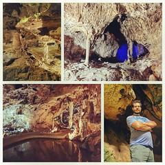 The Hato Caves in Curaçao...