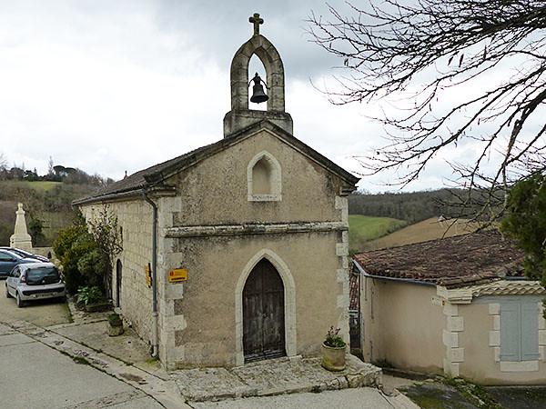 chapelle votive