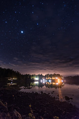 Pender Harbour Nights