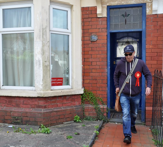 Constituency Leafletting