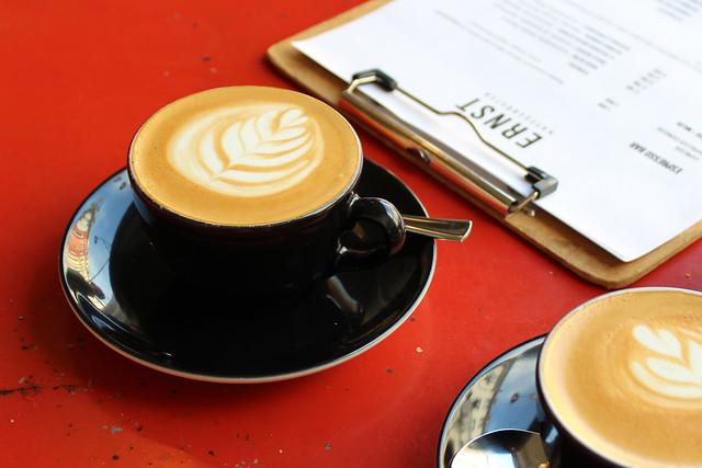 Kaffeeklatsch: Ernst Kaffeeröster (Köln)