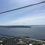 Image de Space Needle près de City of Seattle. seattle