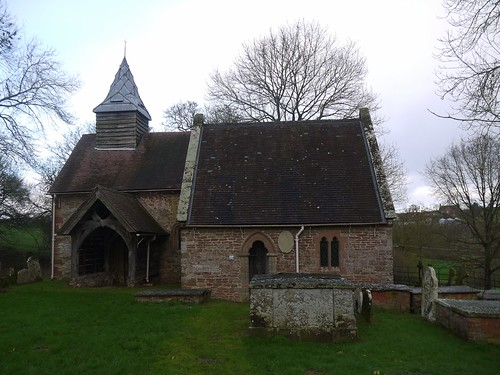Upton Cresset Church