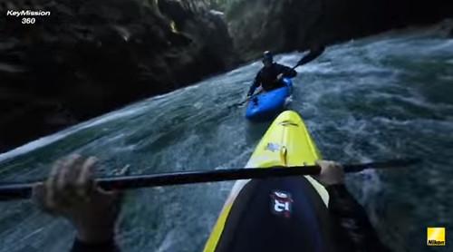 Nikon KeyMission 360 - 360 degrees waterproof action camera