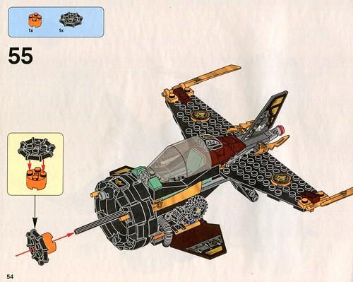 LEGO Ninjago 70747 Boulder Blaster ins02