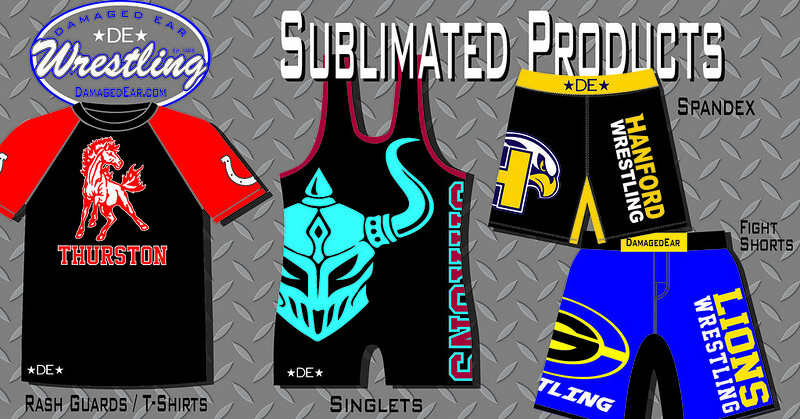 sublimated banner