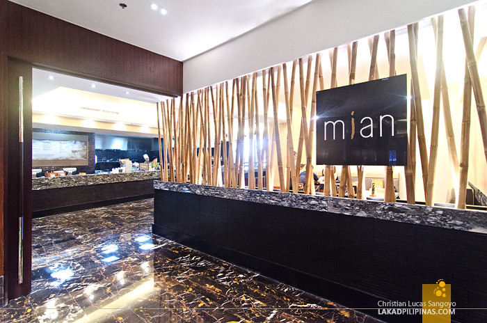 Mian Manila Marriott Restaurant