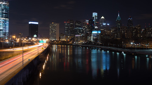 Philadelphia Skyline | by cantbecool