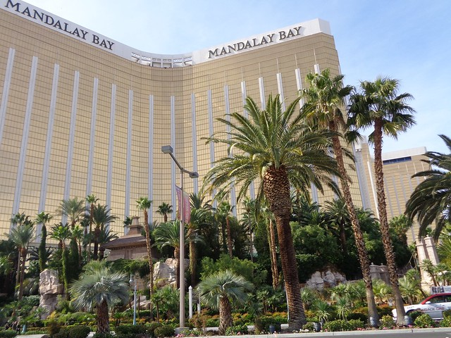 Mandalay Bay, Las Vegas NV