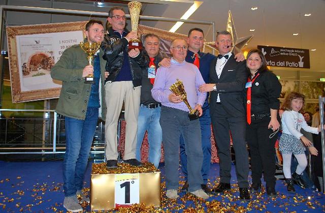 i vincitori del concorso