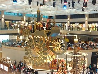 中環 置地廣場 central hongkong 熊 2015 CIRCLEG 聖誕裝飾 (10)