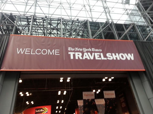 2016 New York Times Travel Show (1)