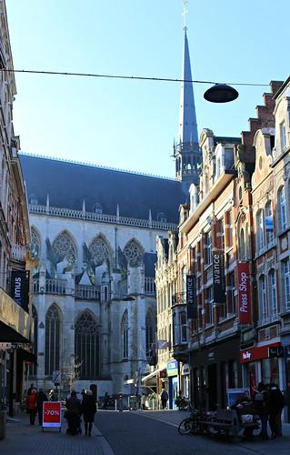 A wander round Leuven