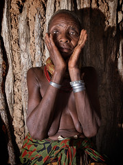 Muganbue woman