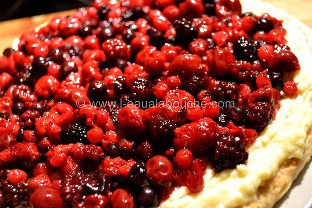 Tarte aux Fruits Rouge et à la Crème Pâtissière © Ana Luthi 026