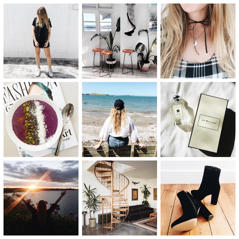 Fashion Instagram | New Zealand Fashion Blogger | Kendra Alexandra | StolenInspiration.com