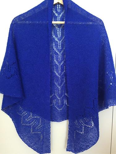 Faroe shawl 2
