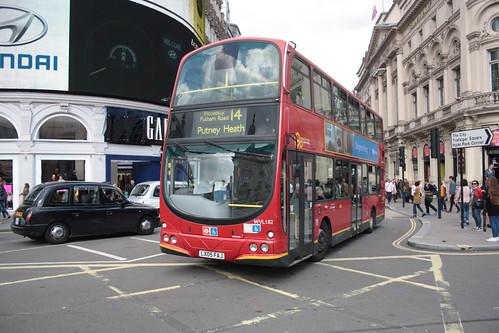 London General WVL182 LX05FAJ