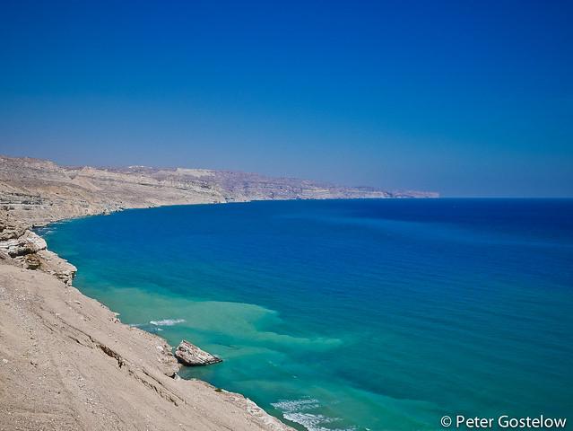 Turquoise views
