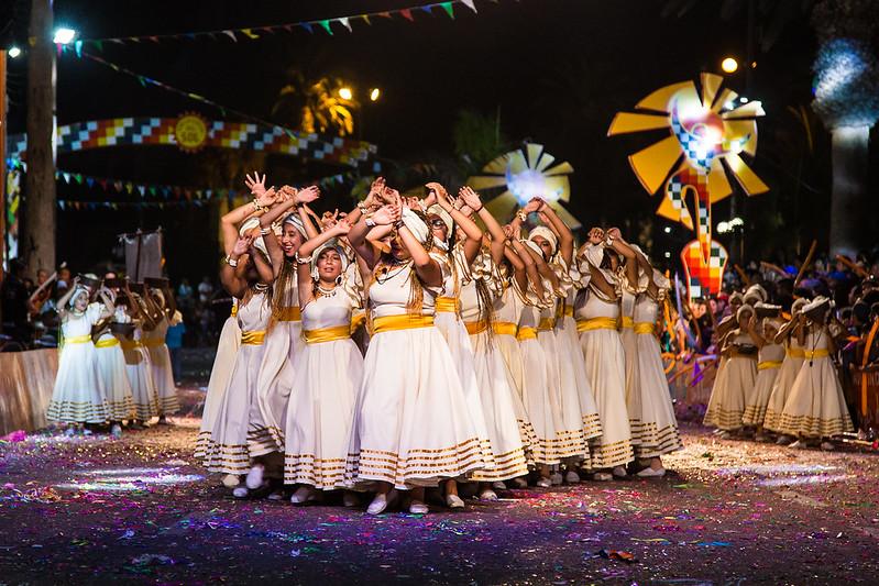 Carnaval Con La Fuerza Del Sol 2016 (Día 2)