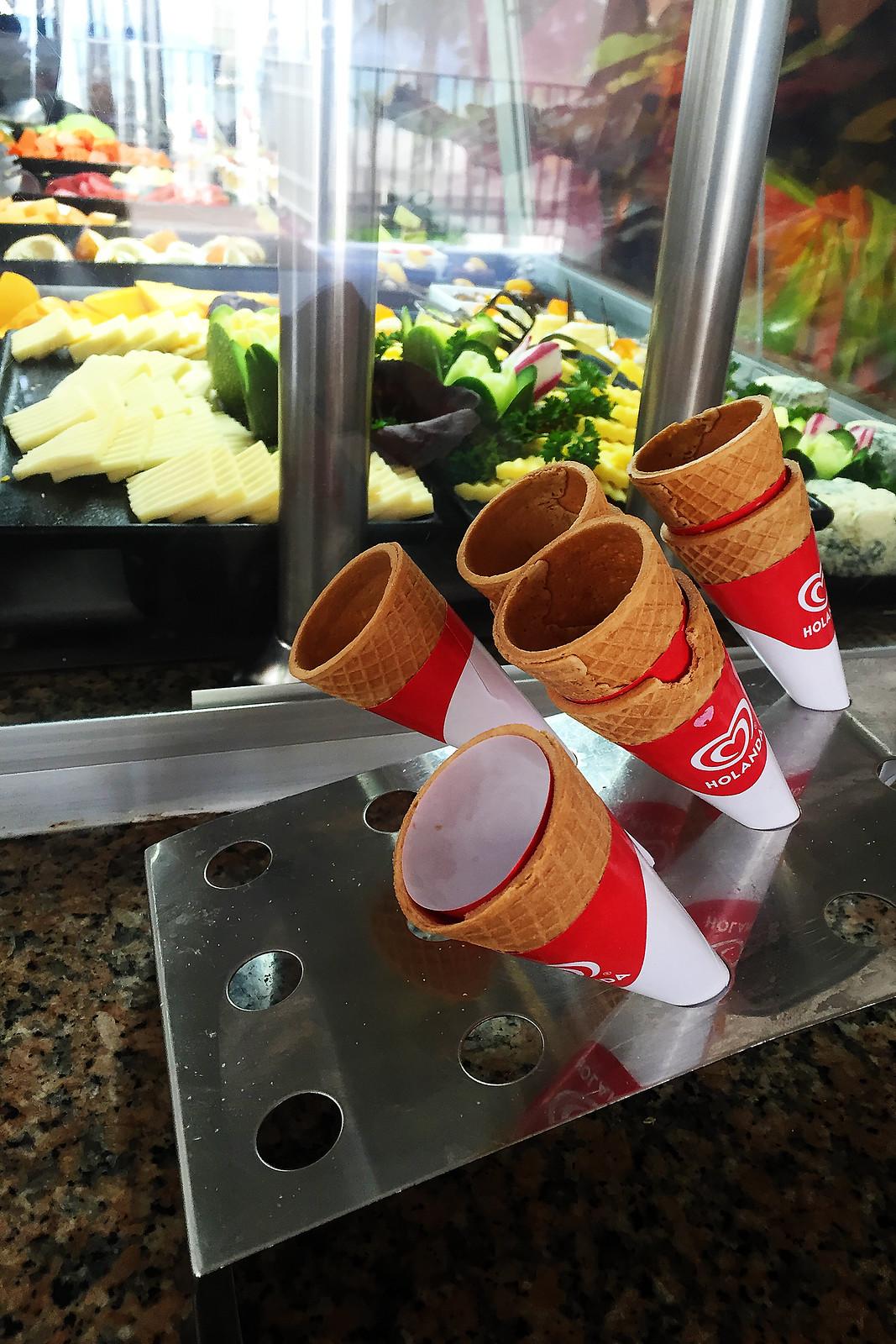 Riu Palace Riviera Maya - Buffet Food