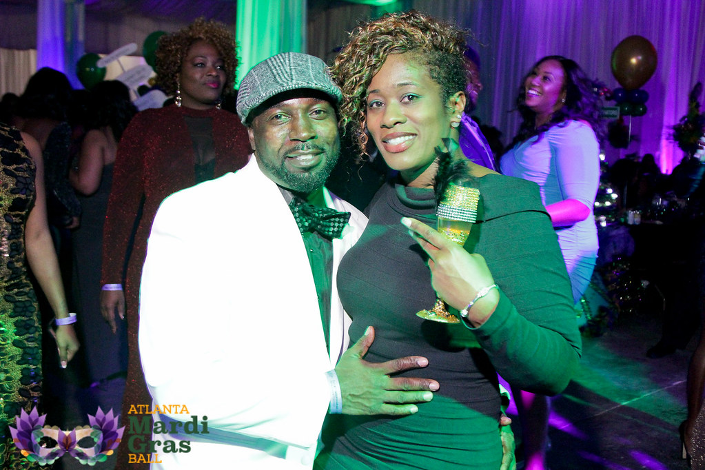2016 Atlanta Mardi Gras Ball