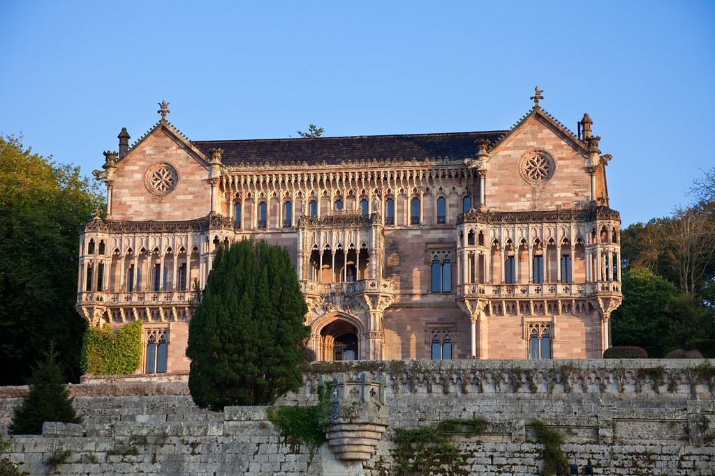 Palacio Sobrellano