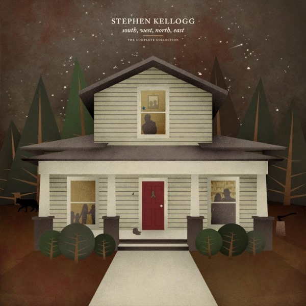 Stephen Kellogg - South West North East
