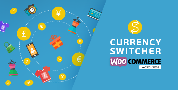 WooCommerce Currency Switcher v2.1.8