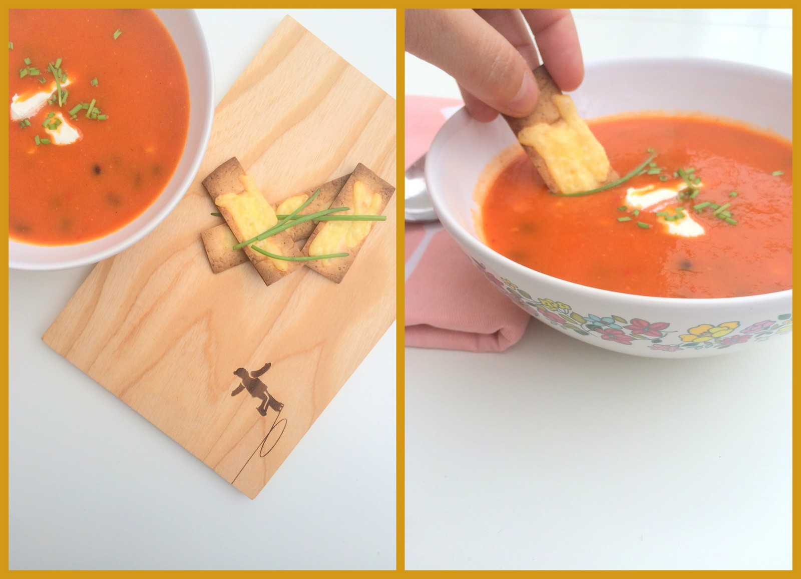 mexican soup (collage)