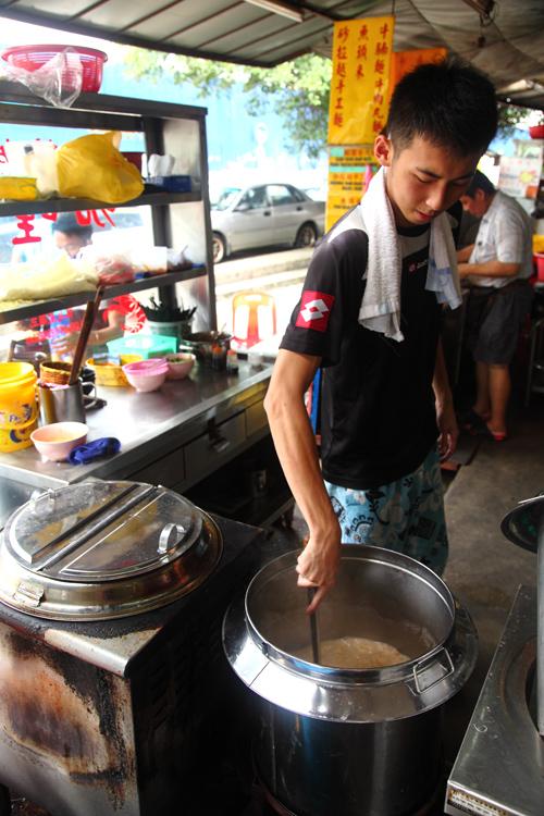 OUG Kuantan Road Penang Curry Mee