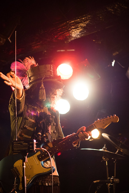 Coal Tar Moon live at 7th Avenue, Yokohama, 24 Feb 2016. -00163