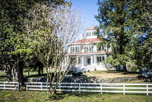 Nacoochee House