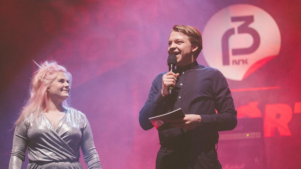 Line Elvsåshagen og Eirik Havelin