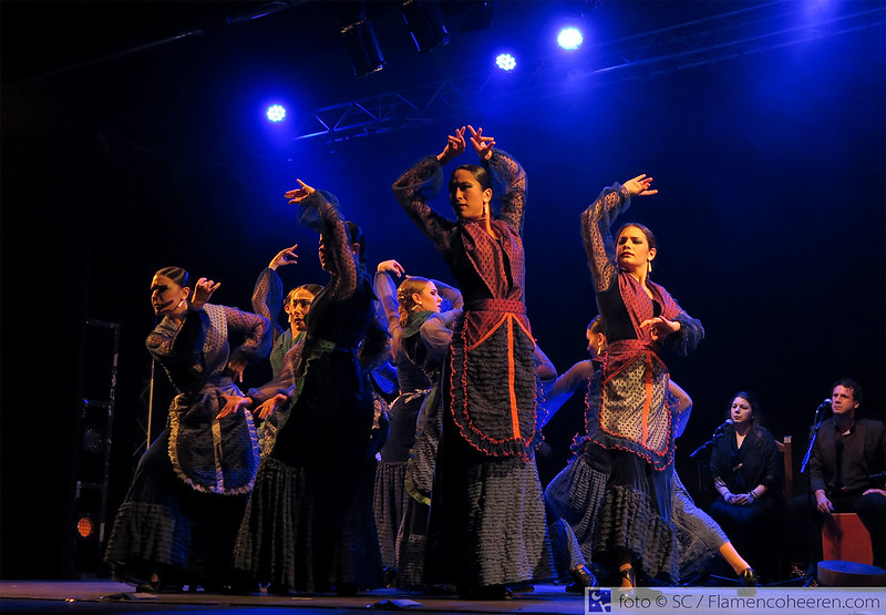 Fundación Cristina Heeren. Estreno de 'Eclosión' en el Festival de Jerez 2016