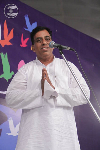 SNM Branch Mukhi Mohan Khuran, Najibabad expresses his views