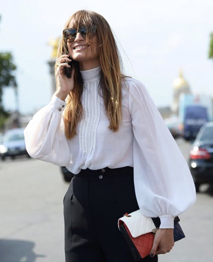 Victorian Shirts Street Style Outfits7